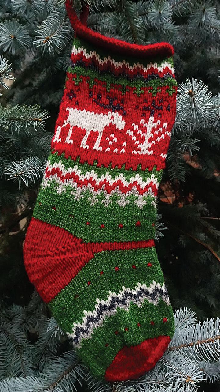 Christmas Stocking Knitting Kits : Diy pattern knitting kits everything we offer you has