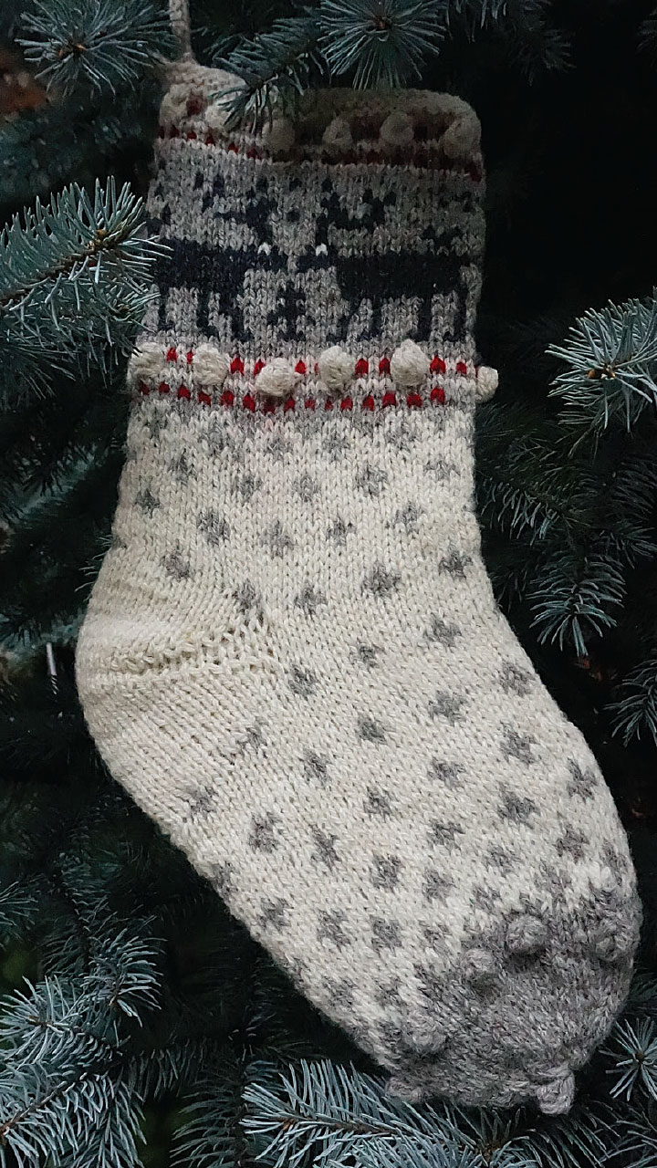 Christmas Stocking Knitting Kits Photo Album - Christmas Tree ...