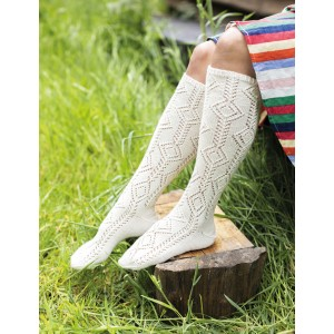 "BOOK of knitting patterns ""Knit like a Latvian..SOCKS"""