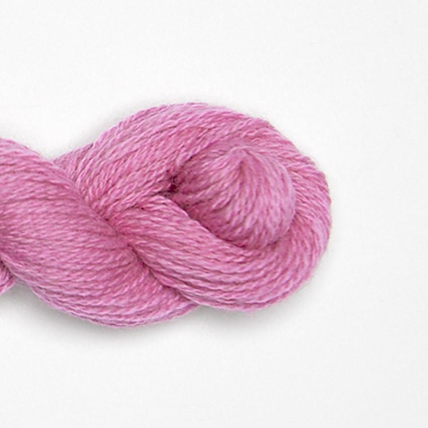 Wool Yarn, 100%, light pink