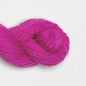 Wool Yarn, 100%, fuchsia