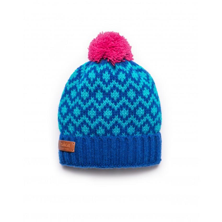 """Woolen hat """"Māra"""" 15"""