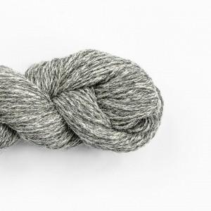 Wool Yarn, 100%, light gray