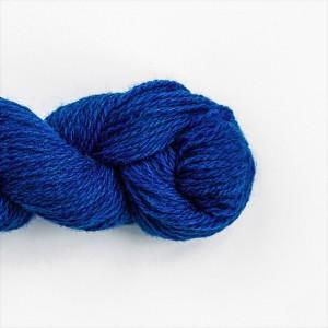 Wool Yarn, 100%, royal blue