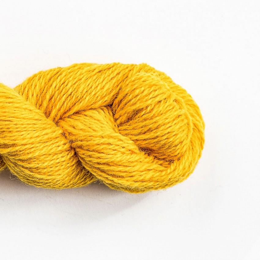 Wool Yarn, 100%, yellow