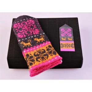 """Mittens DIY Knitting Kit """"Knit like a Muhu islander"""" - Muhu Inspiration 4"""