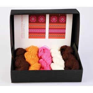 "Mittens DIY Knitting Kit ""Knit like a Muhu islander"" - Muhu Inspiration 6"