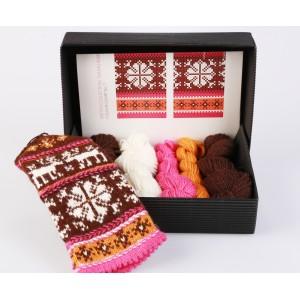 """Mittens DIY Knitting Kit """"Knit like a Muhu islander"""" - Muhu Inspiration 7"""