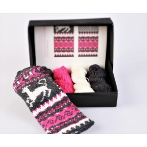 "Mittens DIY Knitting Kit ""Knit like a Muhu islander"" - Muhu Inspiration 8"