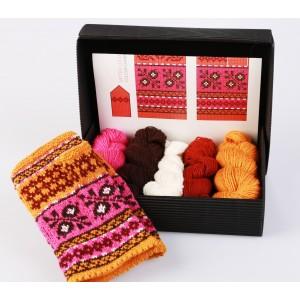 """Mittens DIY Knitting Kit """"Knit like a Muhu islander"""" - Muhu Inspiration 9"""